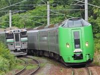 スラント大雪は撮れるのか?2017年夏休み〜その1 - 8001列車の旅と撮影記録