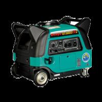 防災用品-小型エンジン発電機- - 『趣味が高じて…』  ~ ショーチク会長ブログ ~