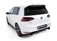 VW Golf VII GTI Clubsport with REMUS - zesta E style