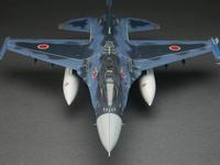 ハセガワ 1/72 三菱F-2B 製作中 (22) - DNF