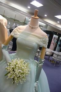 ショー発表のドレス試着会♪ - ブライダルギャラリー福茂のブログ