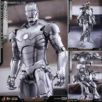 ムービー・マスターピース DIECAST アイアンマン 1/6 アイアンマン・マーク2 - フィギュアとは至福のいたり匠の造形 (偽  萌)