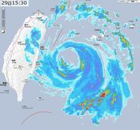 台風5号、8月7日(月)、関東地方上陸か? - 沖縄の風