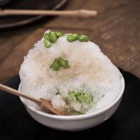 1日限定 枝豆かき氷の日 - ダイドコ帖