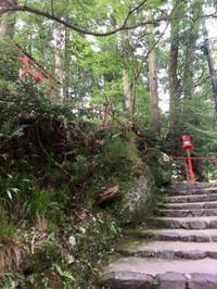 京都 2017祇園祭  〜その5・貴船神社 結社&奥宮〜 - サワロのつぶやき♪2 ~東京だらりん暮らし~