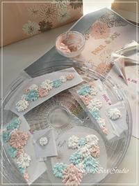 閉じこもり製作の一週間♪~PAUL&JOEアイシングクッキー~ - From sugar box studio
