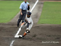 第99回全国高等学校野球選手権京都大会 平安-西城陽 - BaseBall of Miyako