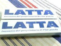 ステッカー販売中 - LATTA