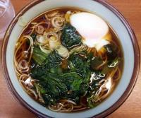 馬喰横山駅・立ち食い蕎麦・文殊 - 出張サラリーマン諸国漫遊記