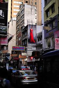 香港散歩 赤いドレス 2 - Life with Leica