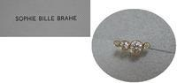 SOPHIE BILLE BRAHE ::: Flacon Diamant earring - minca's sweet little things
