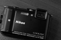 NIKON COOLPIX AW130 - various things