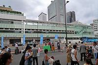 共謀罪廃止!安倍改憲を許さない!7・30街頭宣伝 - ムキンポの exblog.jp