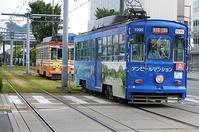藤田八束の鉄道写真@楽しい路面電車、激写の貨物列車、リゾート列車は豪華 - 藤田八束の日記