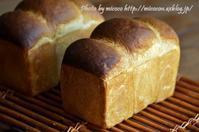 はちみつ食パン - 森の中でパンを楽しむ