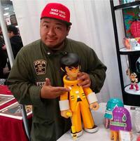『死亡遊戯』版ドラゴン・キングに20インチ・サイズが誕生予定 - 下呂温泉 留之助商店 店主のブログ