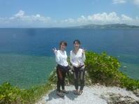 長い階段の先には・・・ ~恩納村真栄田岬ダイビング~ - 沖縄本島最南端・糸満の水中世界をご案内!「海の遊び処 なかゆくい」