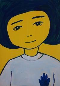 朝のまどろみ - たなかきょおこ-旅する絵描きの絵日記/Kyoko Tanaka Illustrated Diary