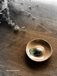 道八の小皿 - ada air adalah ikan Ⅱ