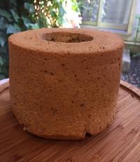 ロイヤルミルクティーシフォンケーキ - 調布の小さな手作りお菓子教室 アトリエタルトタタン