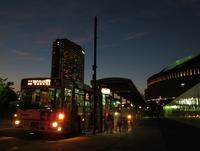 九州医療センター前・(福岡中央区) - ウエスタンビュー ★九州の路線バス沿線風景サイト★