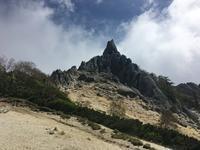 鳳凰三山(地蔵岳・観音岳・薬師岳)(甲府trip) - 鷹の日記