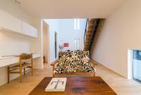 ・メープルのソファ(2人掛け)×布 - works //『世界最高品質の、世界一小さな家具ブランドを目指して』