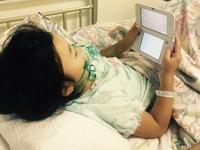 次女の再入院生活、手術。 - sometimes keep a diary.