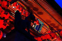 伏見稲荷大社本宮祭の夜 - ぴんぼけふぉとぶろぐ2