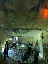 イワノヴォ岩窟教会を訪れました。 - ご無沙汰写真館