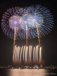 桑名水郷花火大会 - 写真ブログ「四季の詩」
