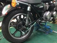 KZ650!!! - TOP END BLOG