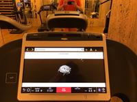 I'm exercising on the treadmill - PATEK PHILIPPE Blog by Luxurydays.
