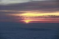 子連れ富士登山本八合目の朝 - *日々の覚書