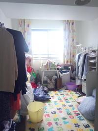 入口からの視界を変えよう 自室ビフォーアフター - 片づけで、すっきり暮らし。