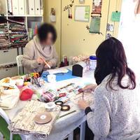 教室からカルトナージュ以外にも広がるつながり - 明石・神戸・姫路・加古川のカルトナージュ&タッセル教室 アトリエ・ペルシュ