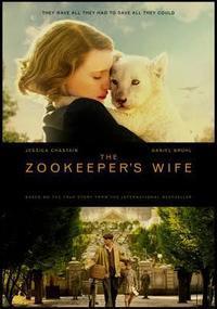 映画「The Zookeeper's Wife 」(ユダヤ人を救った動物園)観ました - 本日の中・東欧