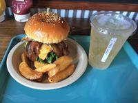 七色食堂ガッツリ男飯小ネタはサンドウィッチにハンバーガー亀山市津市 - 楽食人「Shin」の遊食案内
