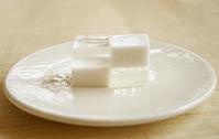 一緒に食べる雪と氷? - 簡単電子レンジで作れる和菓子 鳥居満智栄の和菓子日和