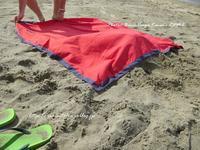 """""""夏のビーチの必需品♪ミクロファイバーのビーチ・タオル!"""" ~ ローマ近郊の小さな小さな海沿いの村から♪ 2017 ~ - 『ROMA』ローマ在住 ベンチヴェンガKasumiROMAの「ふぉとぶろぐ♪ 」"""