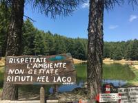 """""""Lago della Ninfa ニンファ湖"""" 初級トレッキング - ITALIA Happy Life イタリア ハッピー ライフ  -Le ricette di Rie-"""