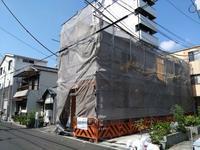 住吉の住宅 新築工事ー内装下地 - 無理をへらして ちょうどいい家づくり