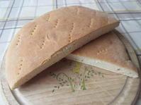 <イギリス菓子・レシピ> ストッティー・ケーキ【Stottie Cake】 - イギリスの食、イギリスの料理&菓子