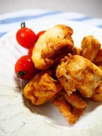 梅酢とニンニク風味の鶏の唐揚げ - Kitchen diary