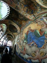 世界遺産リラの僧院を訪れました。 - ご無沙汰写真館