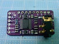 Raspberry Pi Zero WにPCM5102(半)自作I2S DAC - TYO.STDのおきらく写真生活