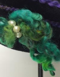 夜の満月マルシェ - 帽子工房 布布