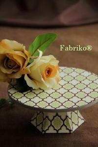 ケーキスタンドは在庫限り - Fabrikoのカルトナージュ ~神戸のアトリエ~