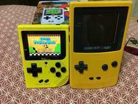 ゲームボーイ・ミニ風な携帯ぱちもんファミコン - ゴリゴリなおっさんの裏ゲームブログ(GORIO'S BLOG)