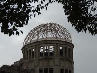 原爆ドームは無数の市民の墓標。 - 大朝=水のふる里から